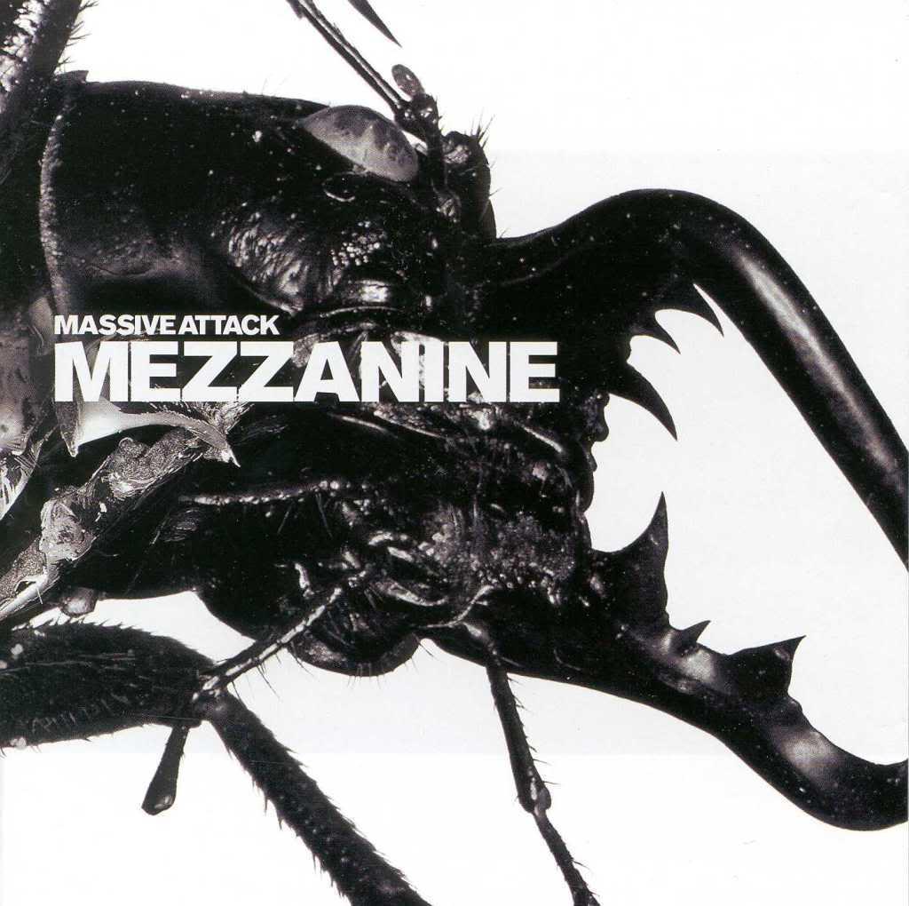 "Massive Attack's seminal third album ""Mezzanine"" gets a due reissue treatment on heavyweight limited pressing."