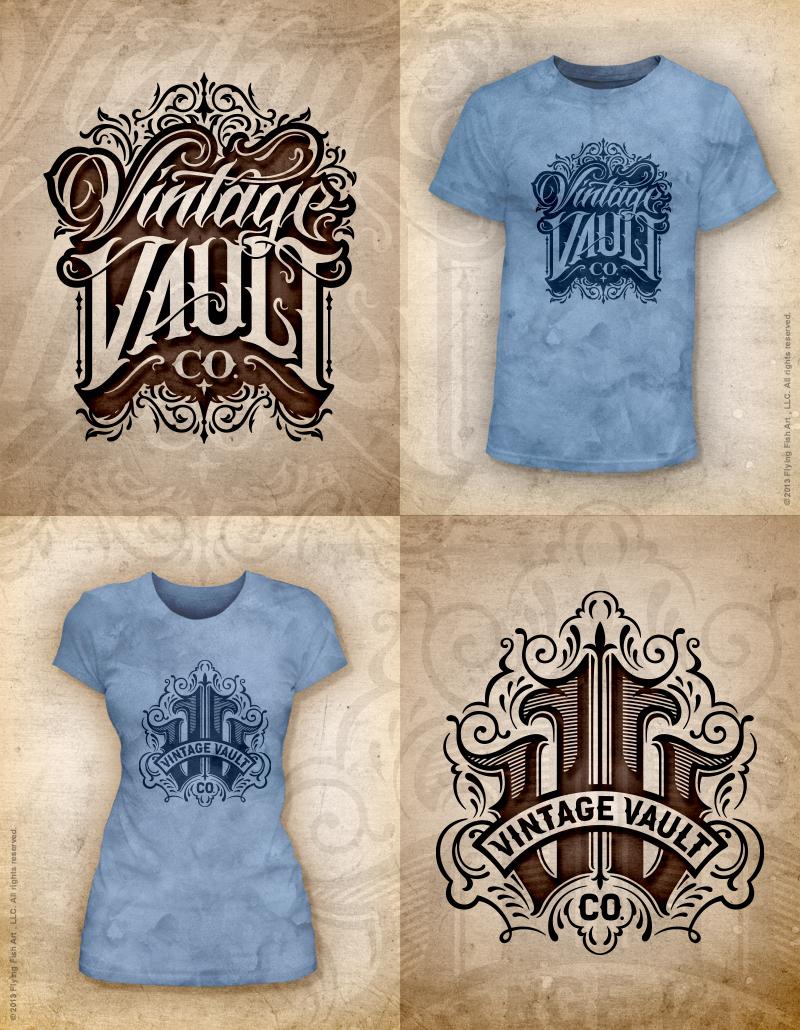 Vintage Vault  Co. - Cindy Strecker & Valerie Strecker