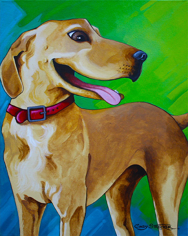 Duke by Cindy Strecker