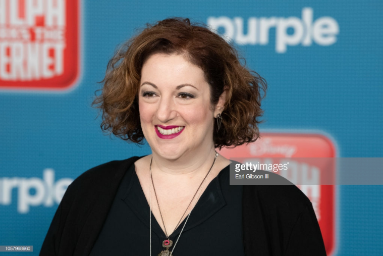 "Rebecca Metz at the premiere of ""Ralph Breaks the Internet"""