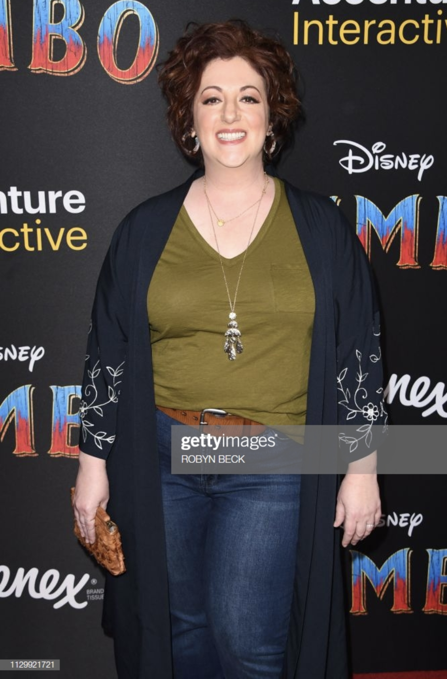 Premiere of Tim Burton's Dumbo at the El Capitan in Hollywood