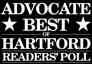Proudly voted 1st place in theBest Vegetarian Restaurantcategory by Hartford Advocate readers since 1992. (Thanks guys!)