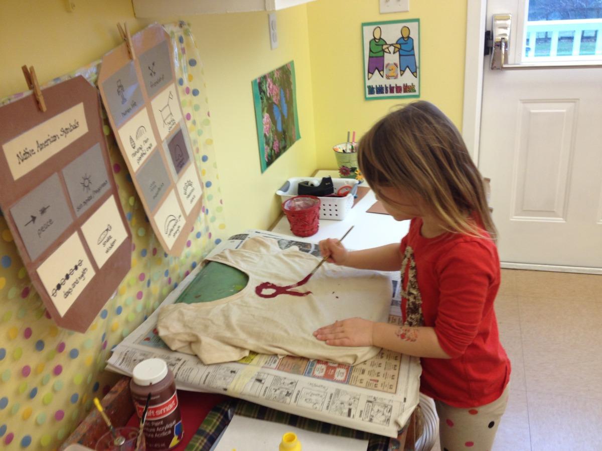 drawing Lenape symbols