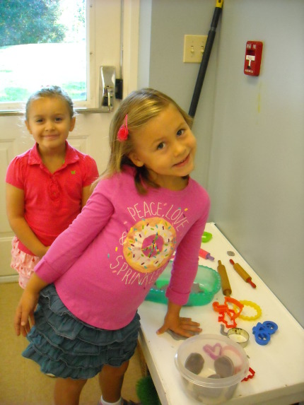Play-doh Creation