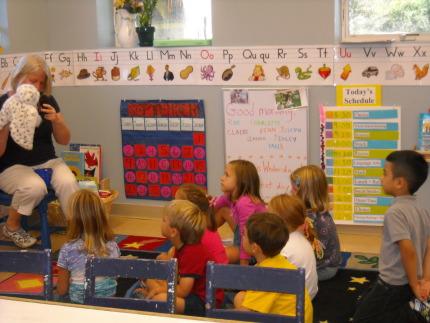 Language Arts with Sharon