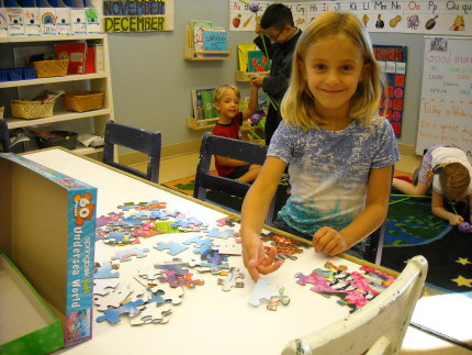 Gianna and the Sea Puzzle