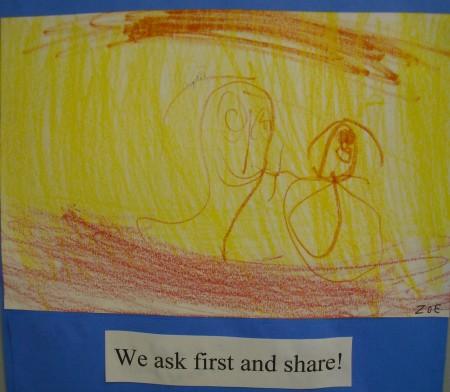 Asking and Sharing