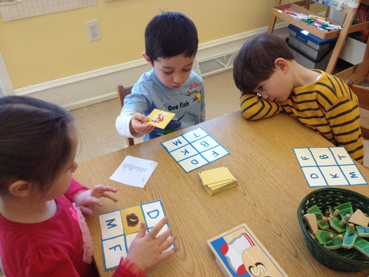 beginning sounds lotto