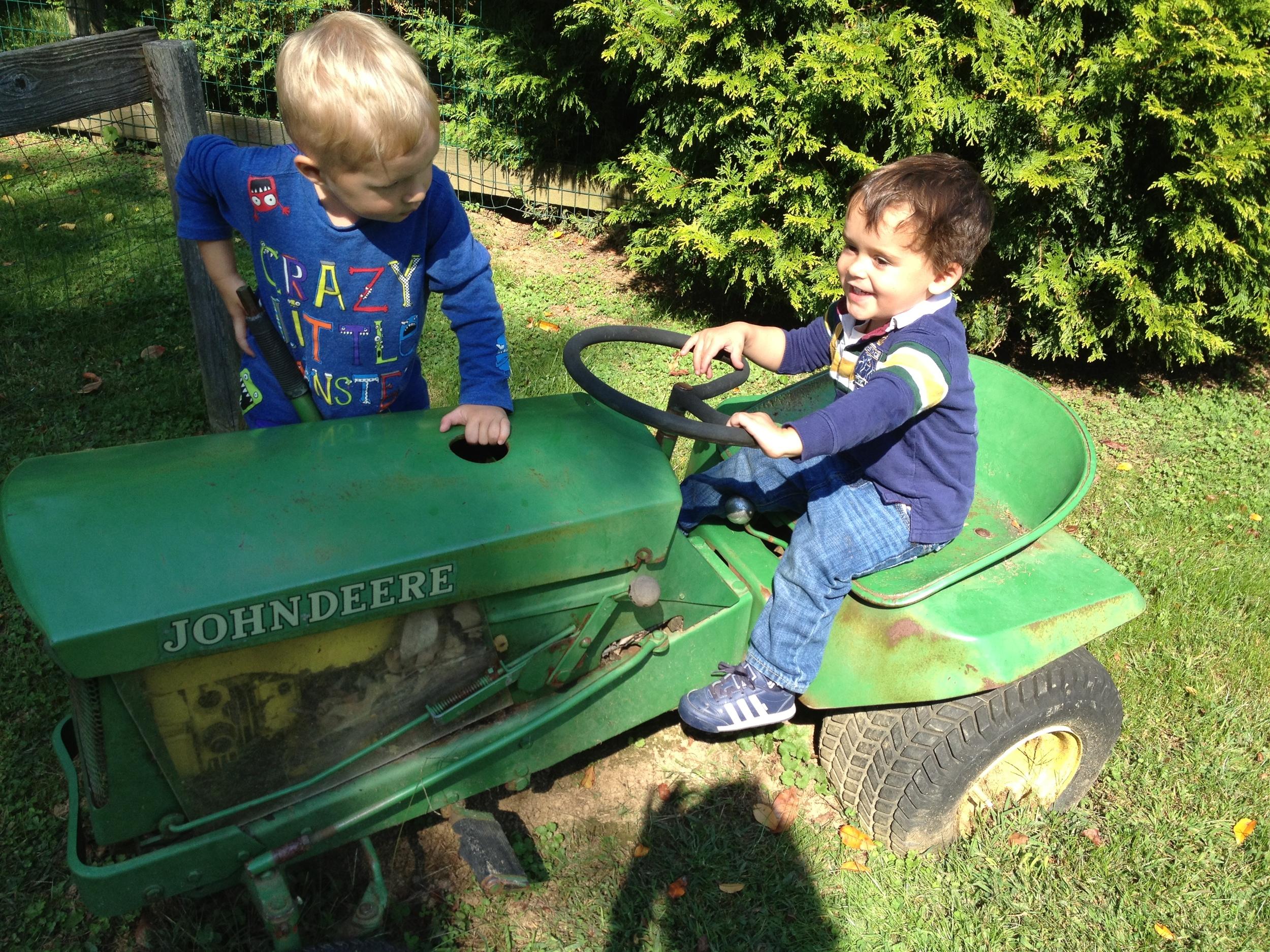 Farmer friends