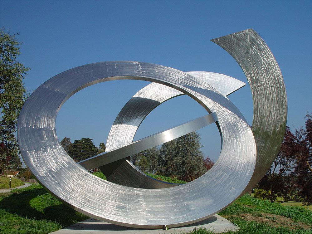 Rings of Saturn, 2009 Heidelberg, Victoria