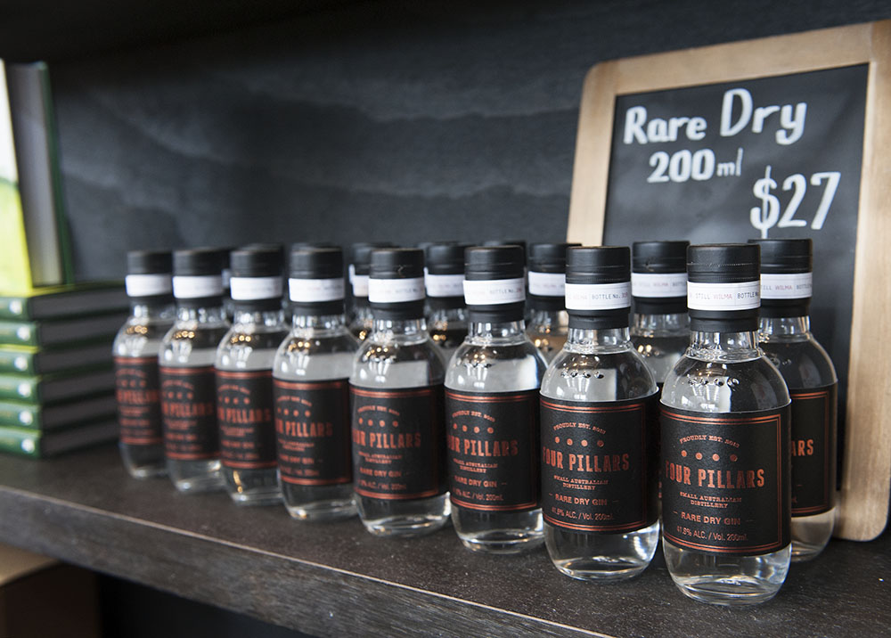 Four Pillars Gin Distillery launch party - images courtesy of Kirsty Umback