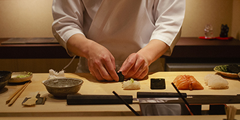 Sushi Iwa, Japan