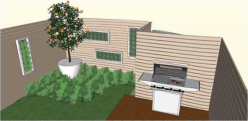 Marrickville Garden Design