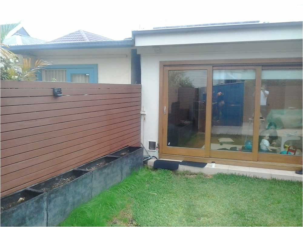 Marrickville Garden Before