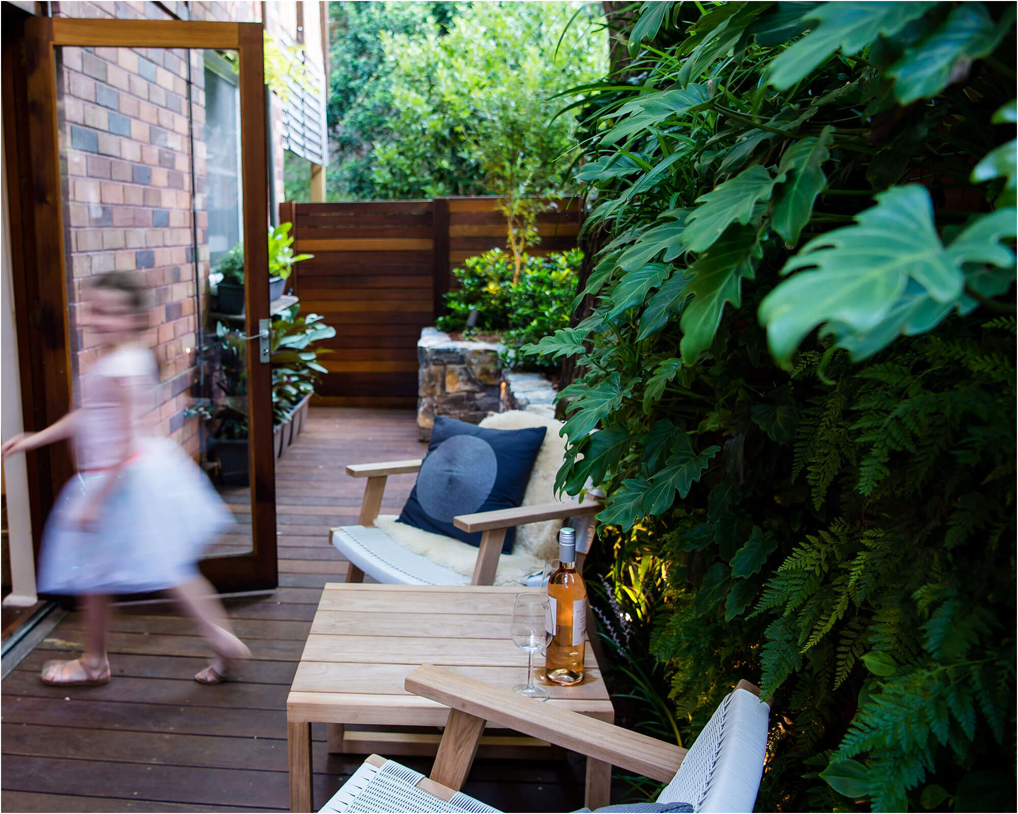 Bronte Courtyard Makeover