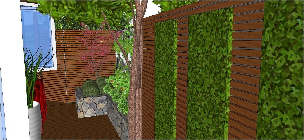 Bronte Courtyard Concept