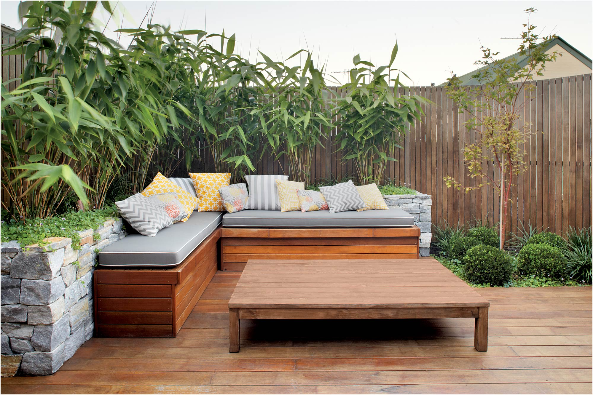 Rozelle Courtyard Landscaping