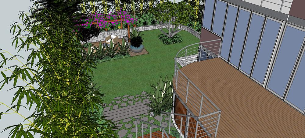 South Coogee Garden Concept