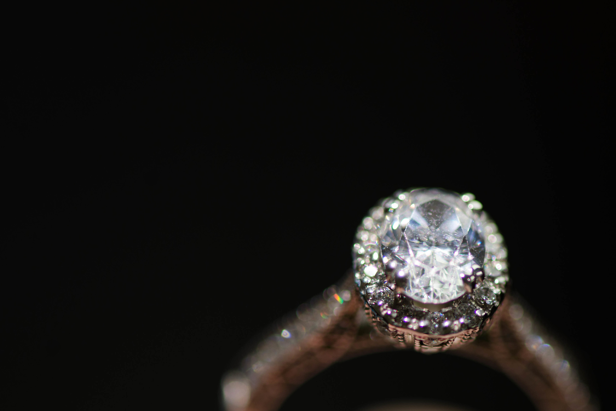 A stone for everyone, Becky carries a vast variety of engagement rings