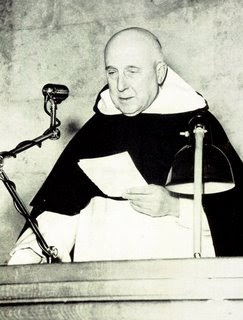 Father Réginald Garrigou-Lagrange O.P.