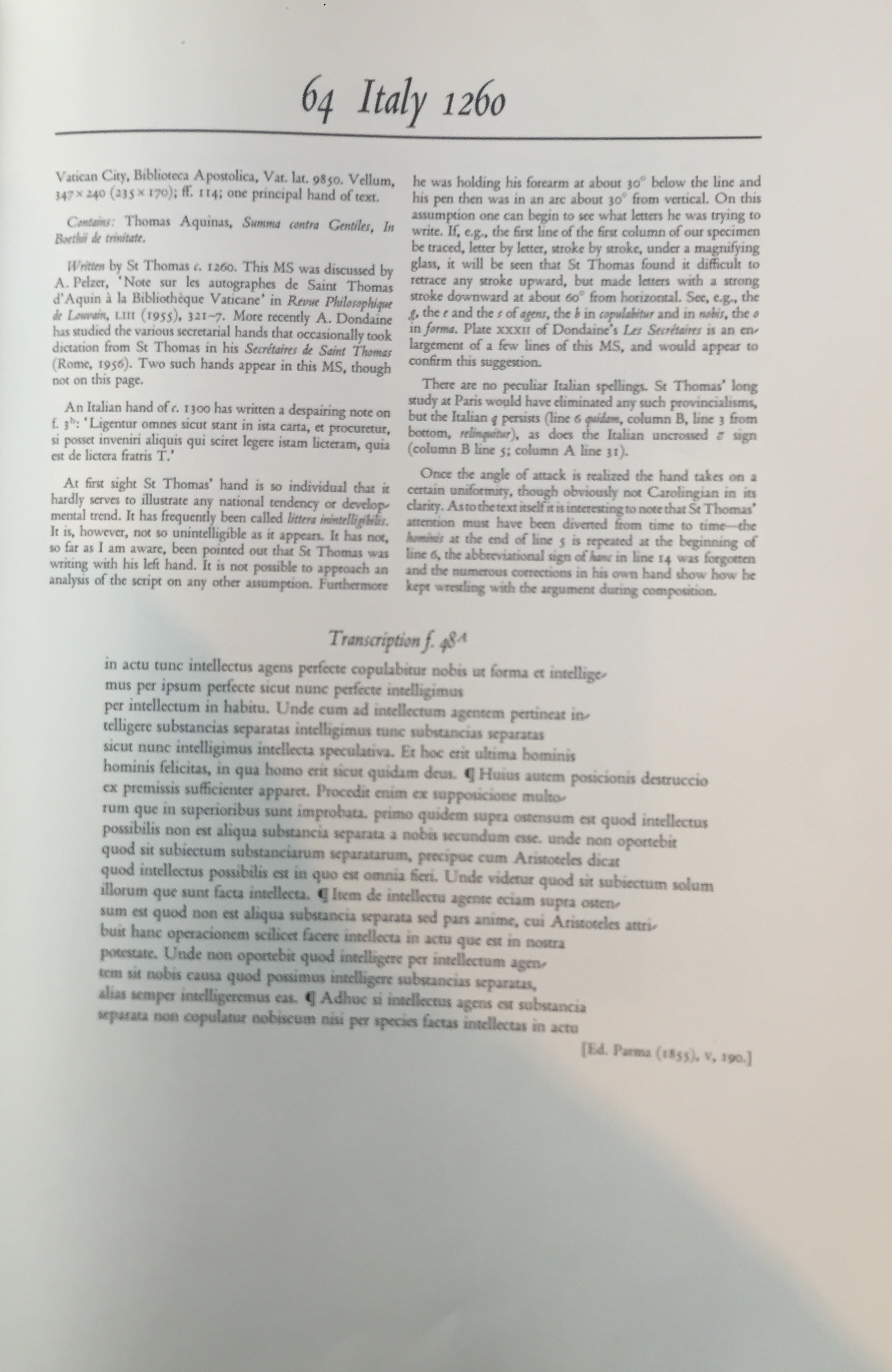 Harrison's commentary. Check out column 1, towards the bottom.