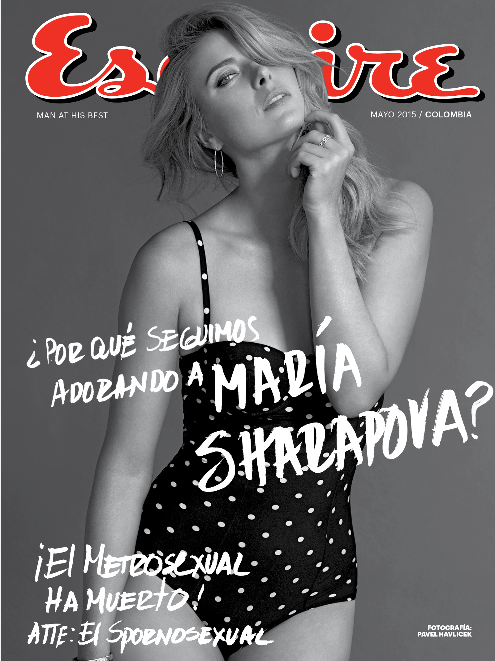Cover iPad 3-ESQ Colombia-Sharapova[1].jpg