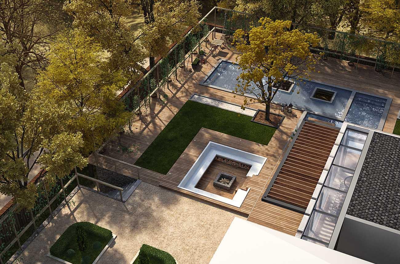 House Design Ideas Landscape Design A Masow