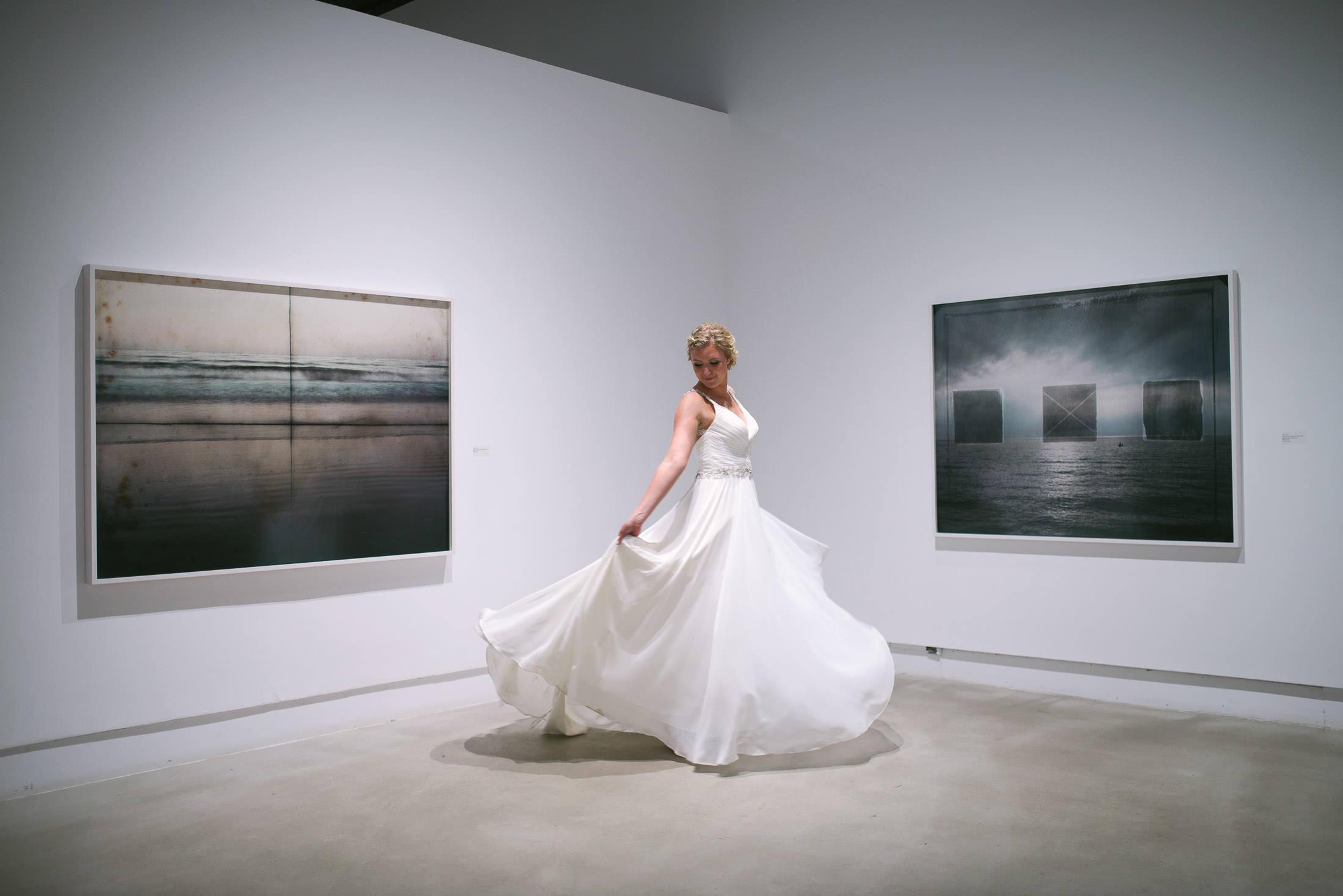 Art Gallery Stratford Bride... yes please.