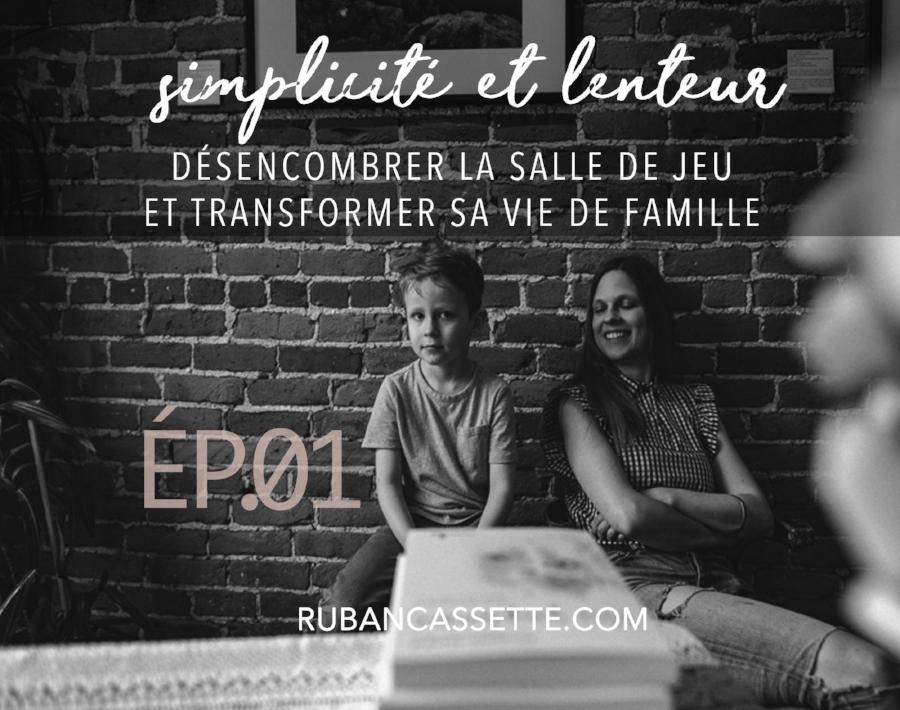 Ruban Cassette le podcast Ép.01