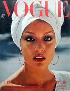 Janice Dickinson - Vogue