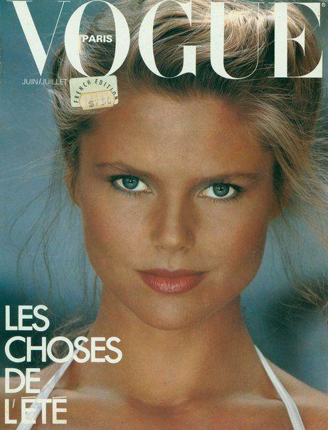 Christie Brinkley - French Vogue 1978