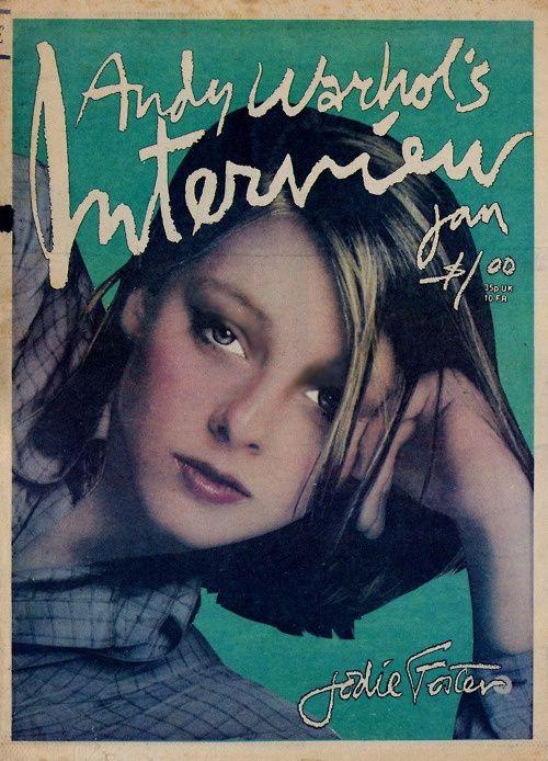 Jodie Foster - Interview 1977