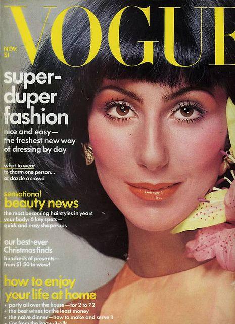 Cher - Vogue 1974
