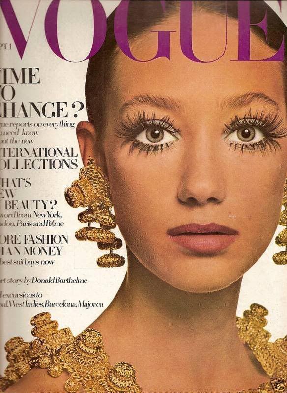 Marisa Berenson - Vogue