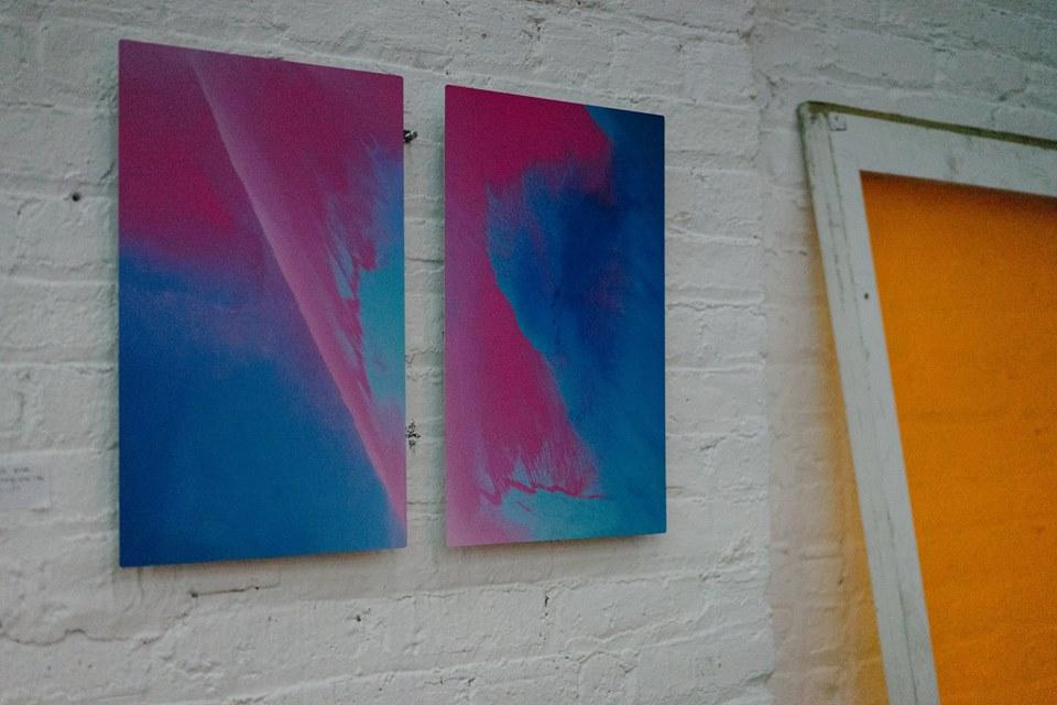 Digital Code Paintings by  Alex Attar
