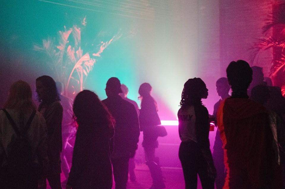 Secret Techno Art Party  February, 10, 2018  Jefferson, L in Bushwick