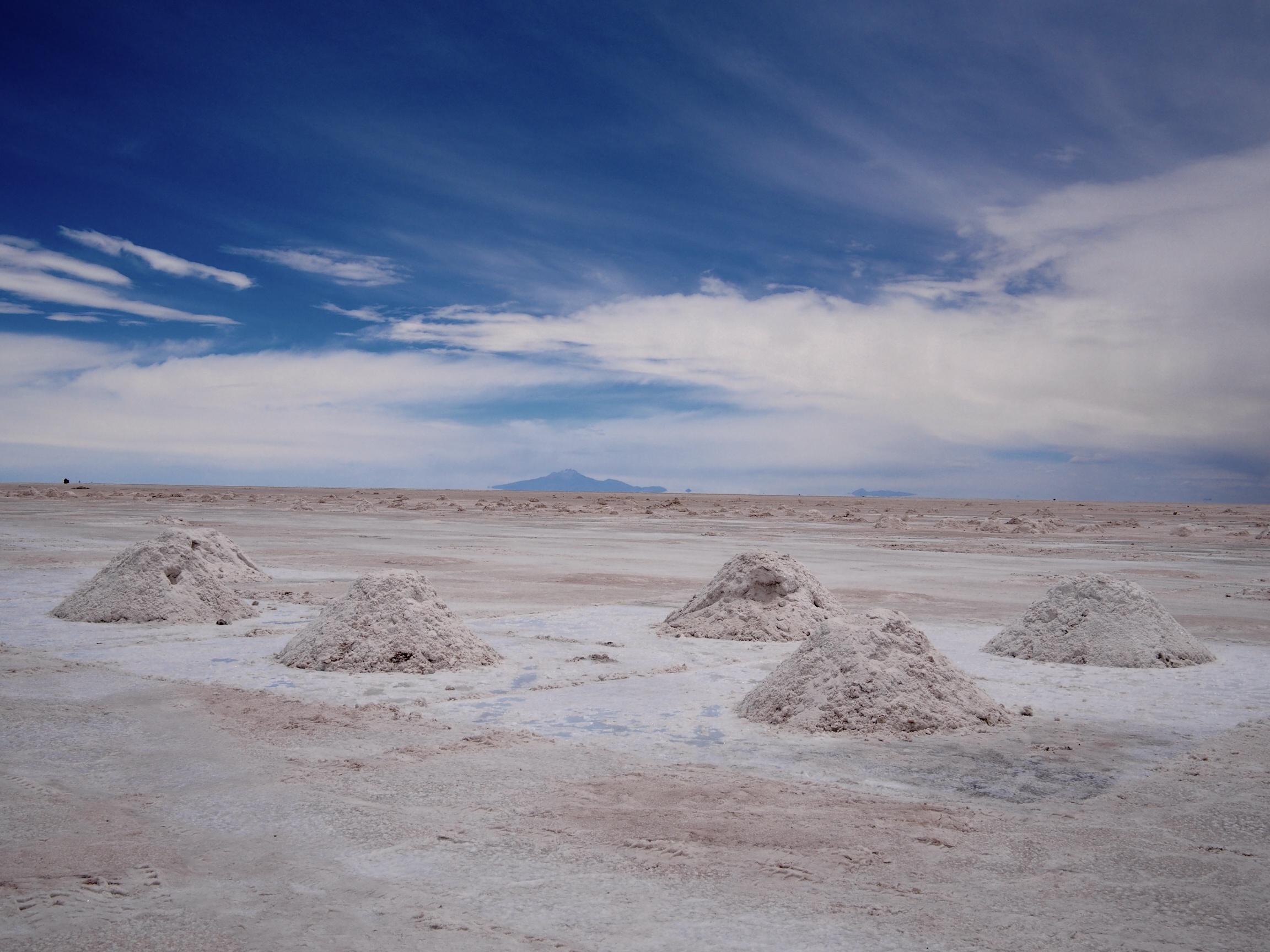 Colchani, Bolivia