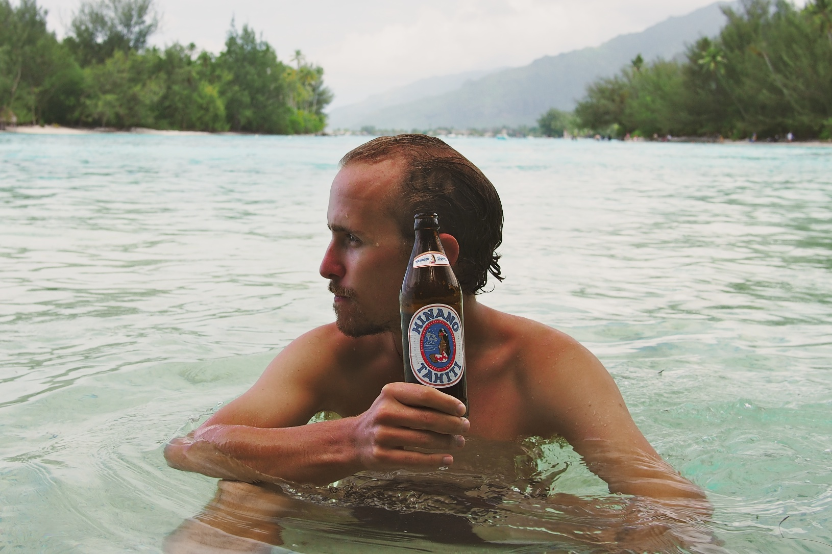 I promise, this is not an ad for Hinano beer
