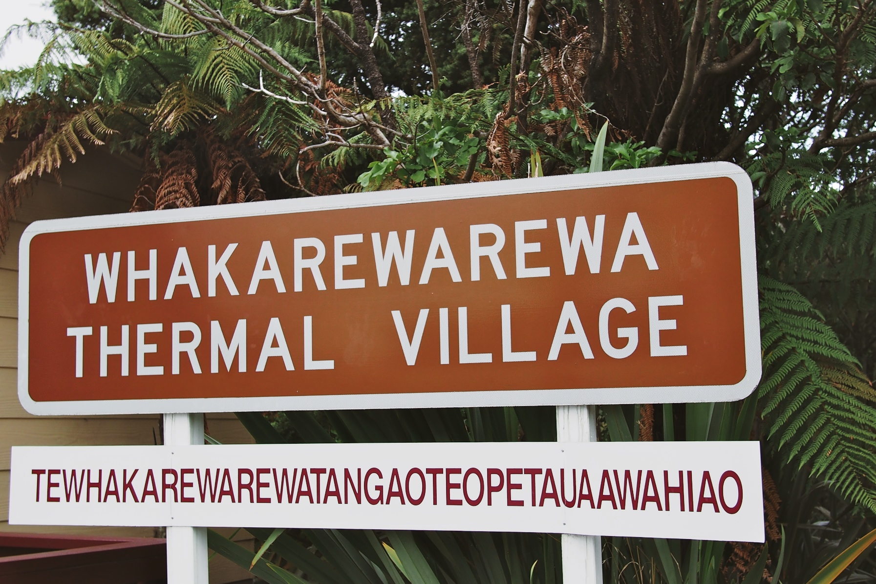 That's the full name of the town at the bottom