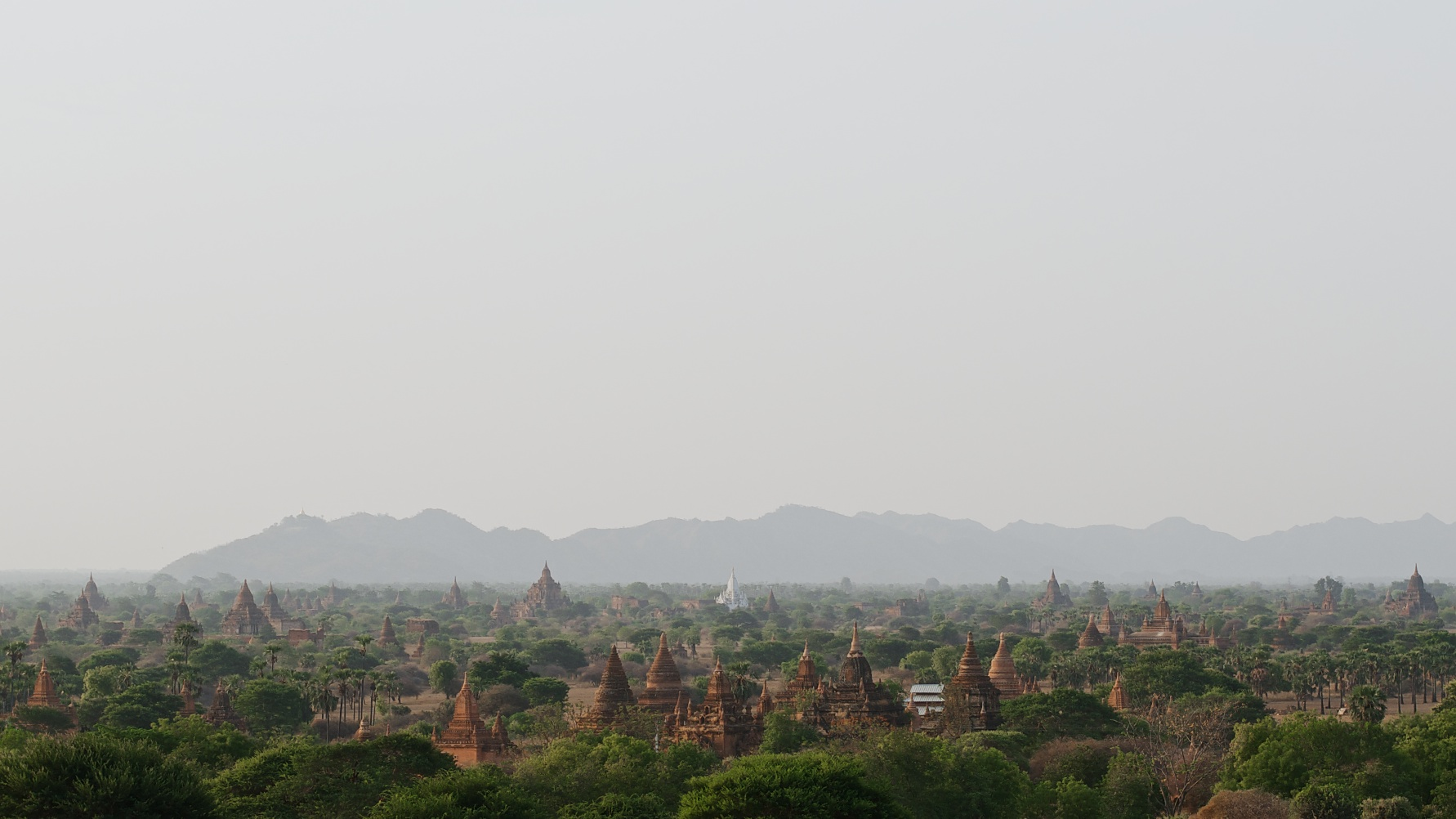 View From Shwe Leik Too Temple