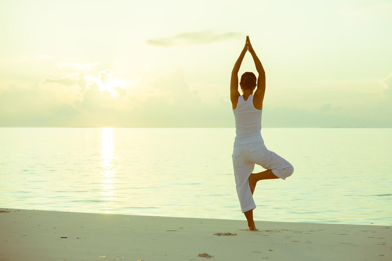 Baja Retreats Beach Yoga