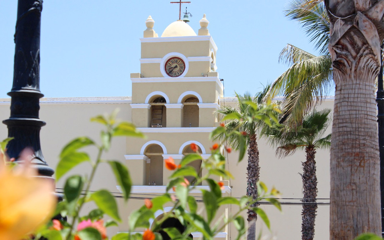 La Iglesia de Todos Santos