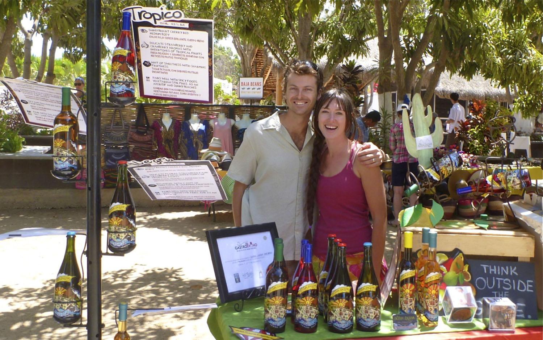 Sunday Market at Baja Beans
