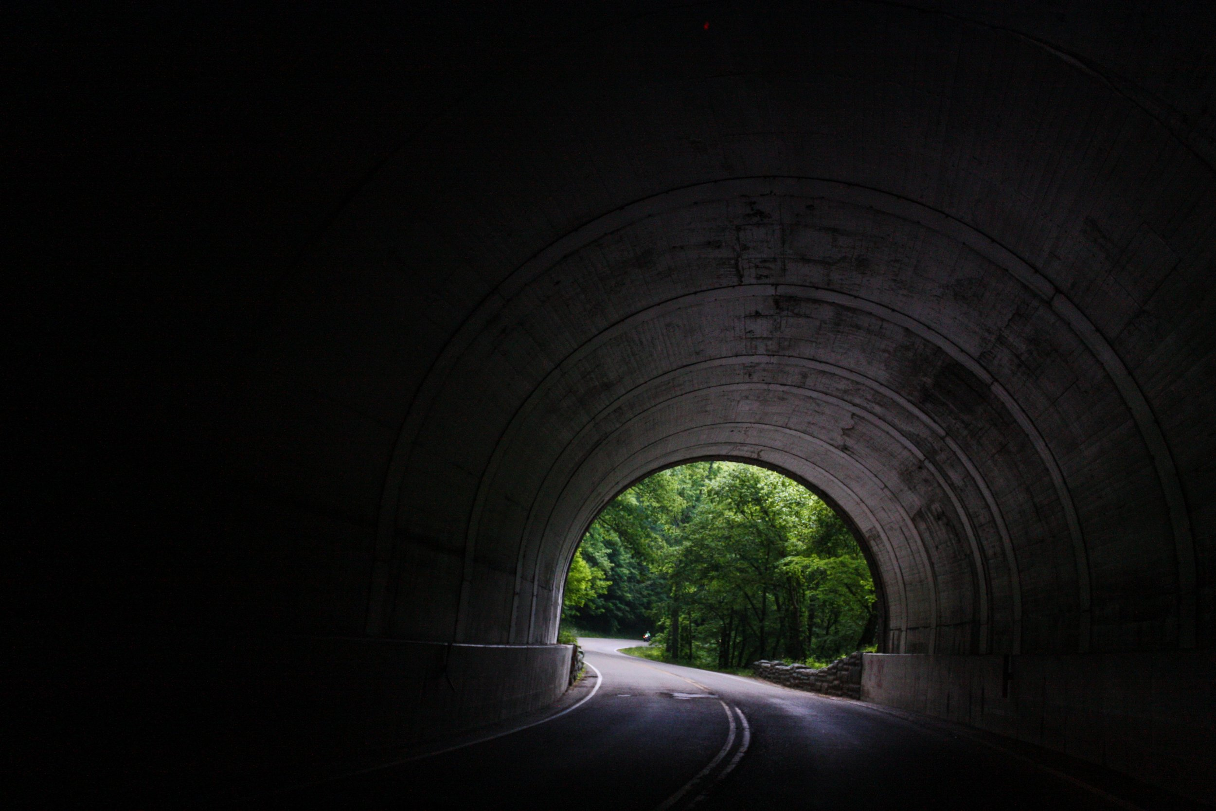 The  fight-or-flight response  can cause tunnel vision to boost your focus on what you need to do to survive.