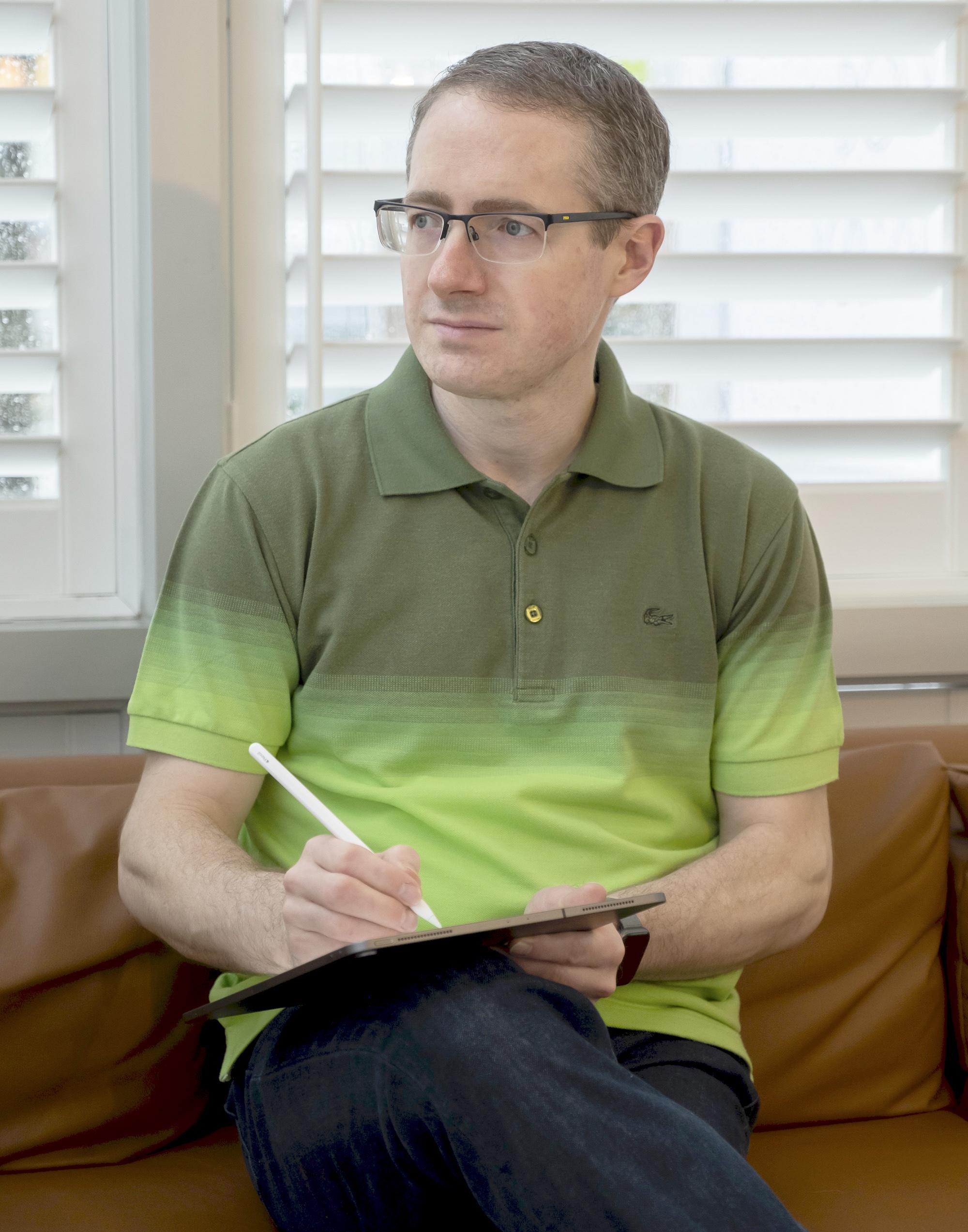 Christian Newman   HealthAnxiety.coach  founder