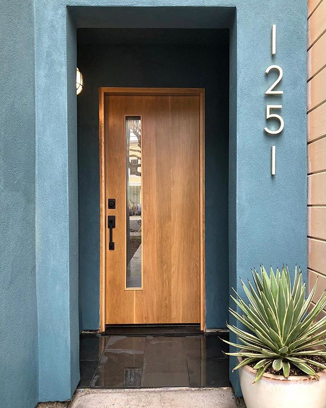Welcome home. Vestibule shot of one of our recently completed projects in the Sunset District. iPhone shot here, but just wrapped up the professional photoshoot last week. Stay tuned for the complete project breakdown!