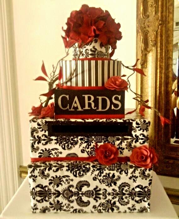 Classic Wedding Card Box | by Maritza Garcia