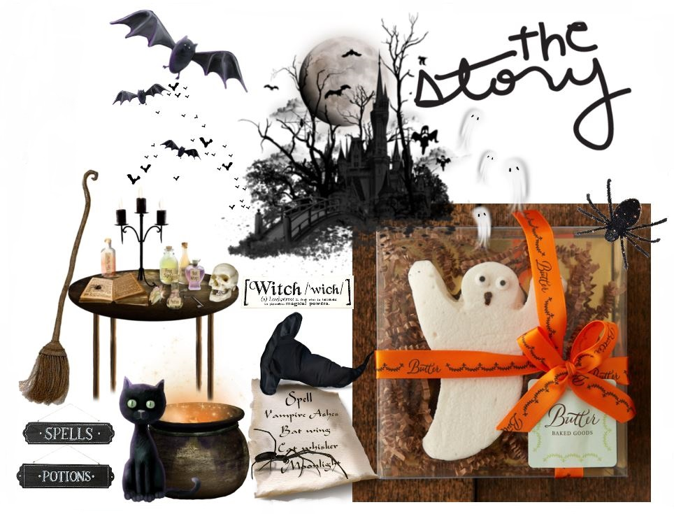 Enchanted Halloween by Maritza Garcia