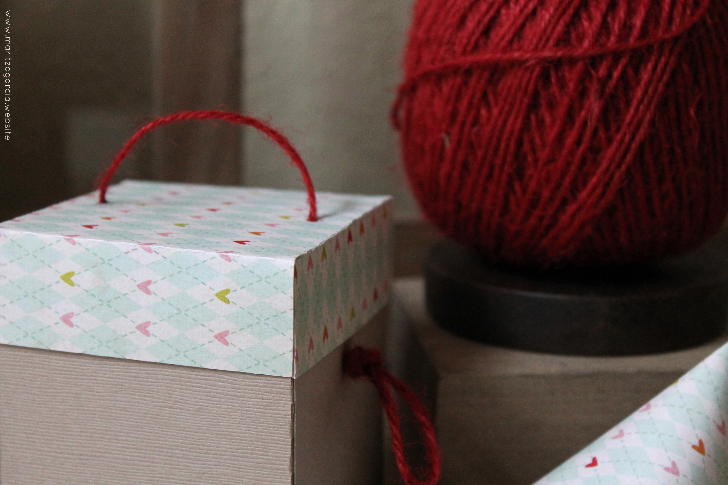 Treat Boxes via Maritza Garcia