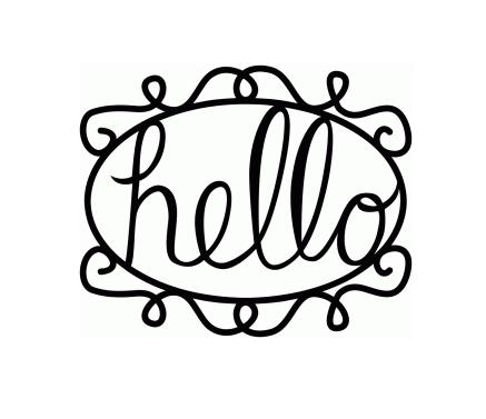Hello Flourish